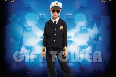 G-0382  Pilot Girl