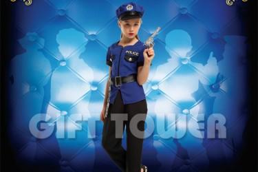 G-0388  Police Girl