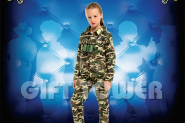 G-0393  Military  Camouflage