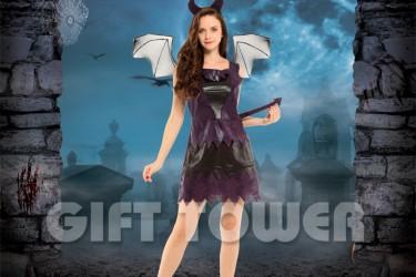 W-0278  Sexy Devil-Bat Girl