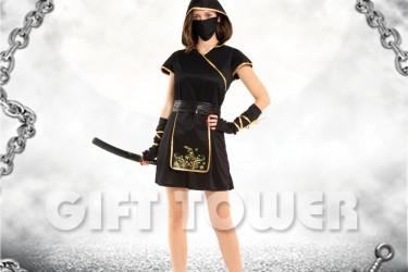 W-0293  Ninja Lady