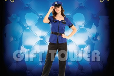 W-0302   Police Woman