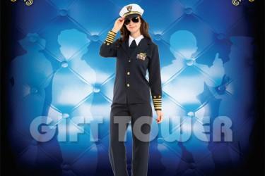 W-0310  Pilot Lady